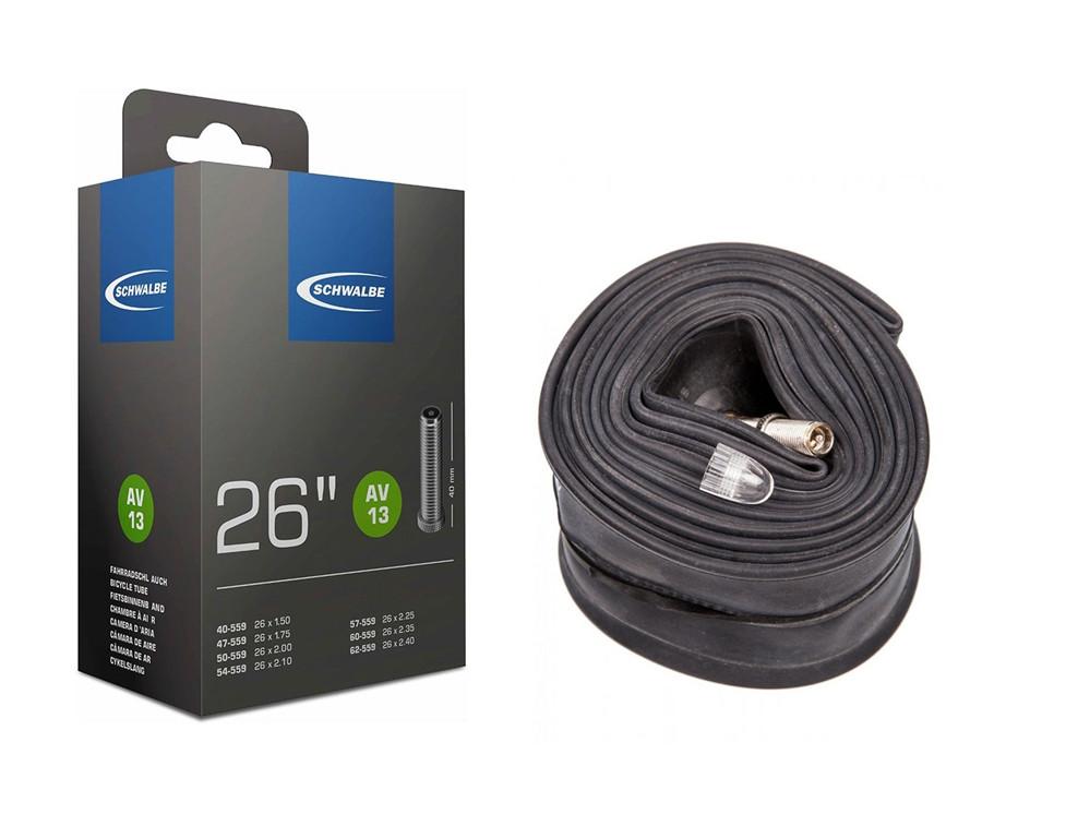 Accent SCHWALBE Standard 26 cali / Długość wentyla: 40 mm / Rozmiar koła: 26
