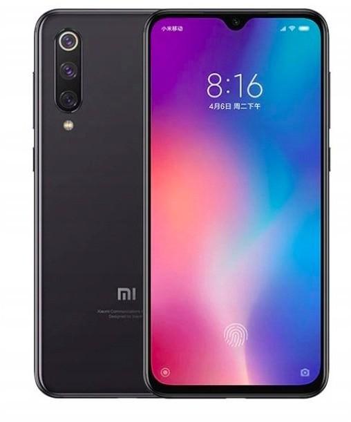 Xiaomi Mi 9 SE 64GB Dual Sim Czarny