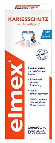 Elmex ochrona przed próchnicą płukanka do zębów, 400 ml