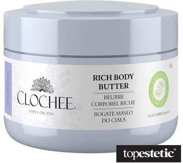 Clochee Rich Body Butter Bogate masło do ciała - ogórek 250 ml
