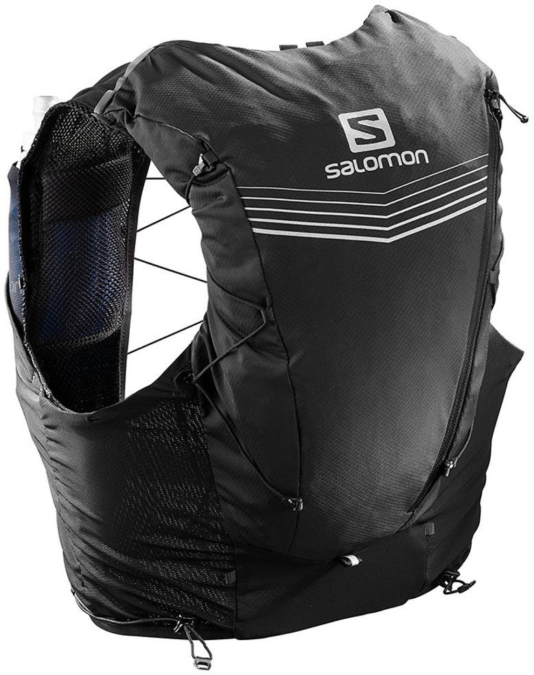 Salomon ADV Skin 12 Set Czarny LC1306500