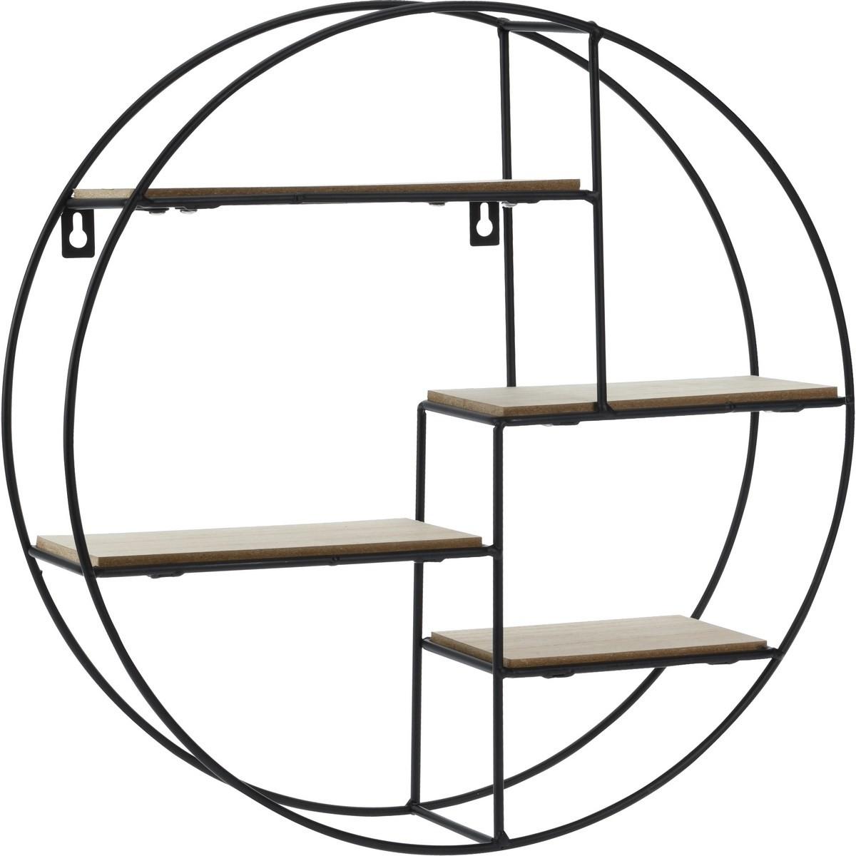 Okrągła półka Circulo, pr. 39,5 cm