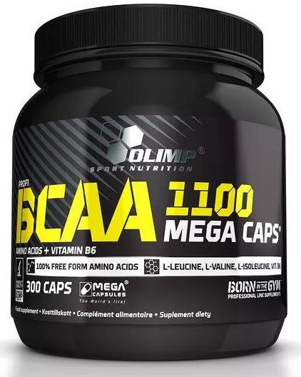 Olimp BCAA Mega Caps 300kap
