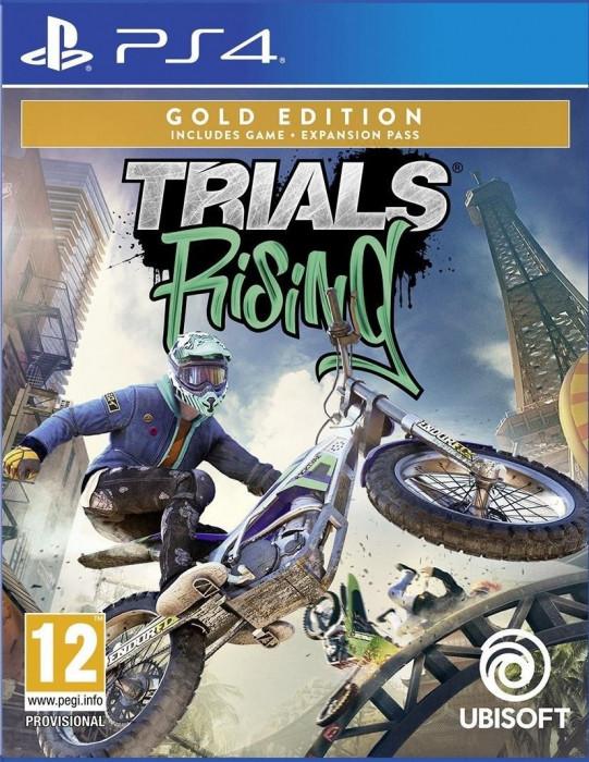 Trials Rising Gold Edition  (GRA PS4)