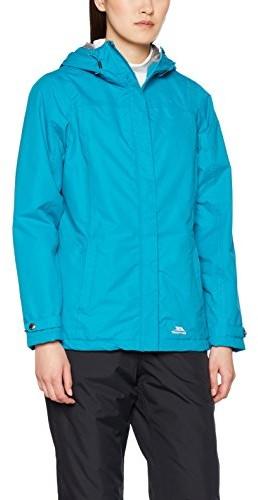 Trespass edna, wodoszczelna kurtka z kapturem dla pań, niebieski, s FAJKRAL20003_MAES