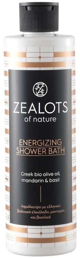 Zealots of Nature Zealots of Nature Ciało Energetyzujący żel pod prysznic Mandarynka i bazylia 250 ml