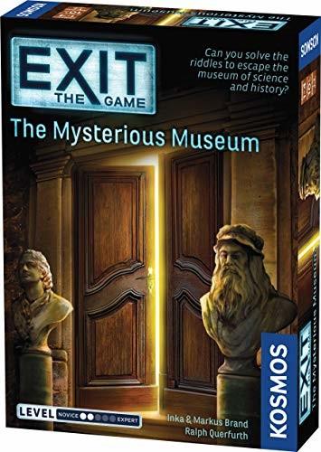 Kosmos Thames &  694227 EXIT: The Mysterious Muuseum akcesoria, Multi