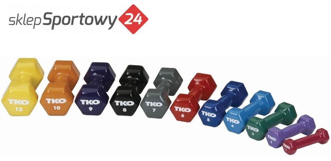Axer TKO STRENGTH & PERFORMANCE INC WINYLOWA 4KG DARK BLUE TKO ZADZWOŃ 600-555-801 ! K173V-DK-4