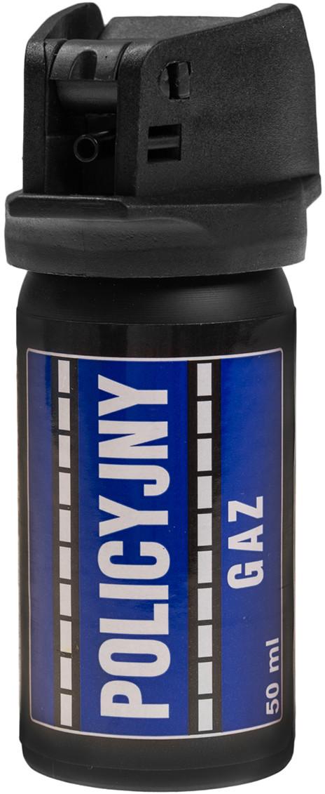 TM Gaz pieprzowy Policyjny 50 ml - strumień