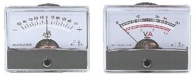 Monacor montażu przyrząd pomiarowy 29.0660