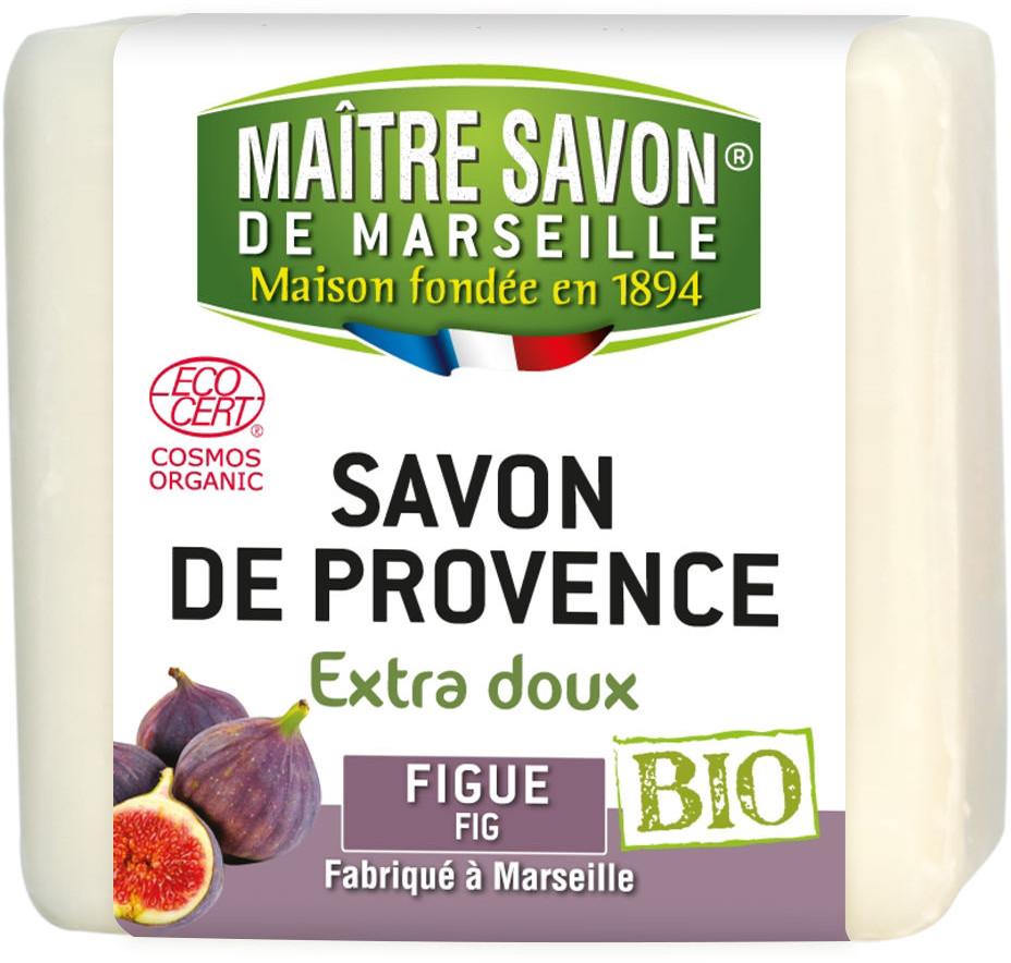 Bio Maitre Savon Mydło prowansalskie FIGA 100g Maitre Savon
