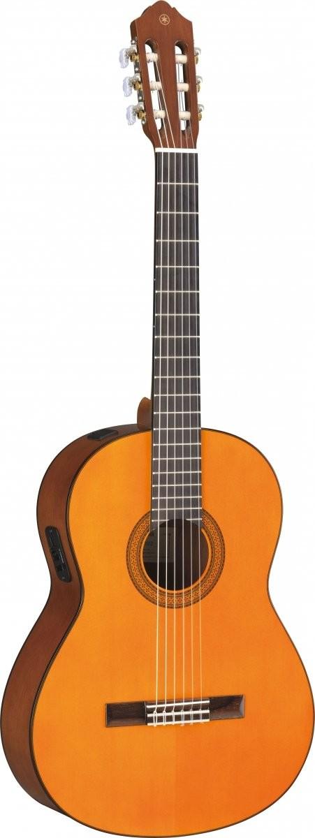 Yamaha CGX102 gitara elektro-klasyczna