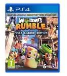 Worms Zadyma: Edycja Dużego Kalibru (GRA PS4)