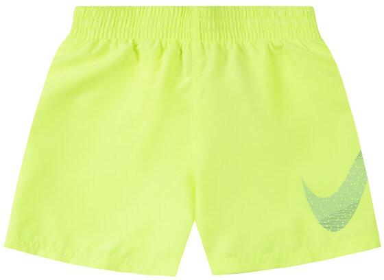 Nike Szorty kąpielowe Mash Breaker NESS9651 Żółty Regular Fit