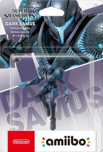 Nintendo Figurka Amiibo Smash Dark Samus