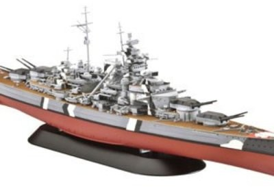 Revell Battleship Bismarck MR-5098