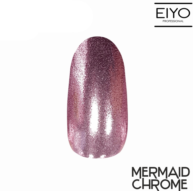 Nails Company Pyłek Mermaid Chrom No2 MERMAID-CH-2