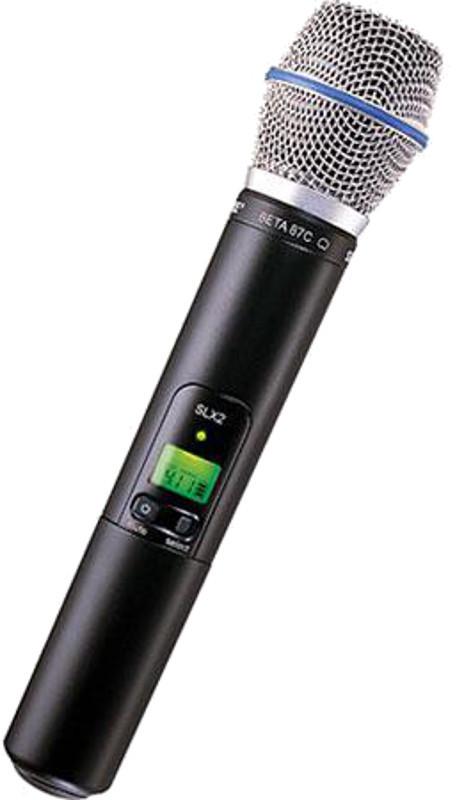 Shure SLX2/BETA87C Nadajnik z kapsułą mikrofonową