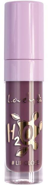 Lovely Lovely Lip Gloss Błyszczyk do Ust H2O 01 LOV-1667