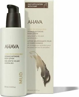 Ahava Mud Leave-On Deadsea Mud Dermud Intensive Mleczko do ciała 250ml 119695
