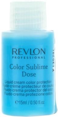 Revlon Serum ochronne do włosów farbowanych - Color Sublime Dose Serum ochronne do włosów farbowanych - Color Sublime Dose
