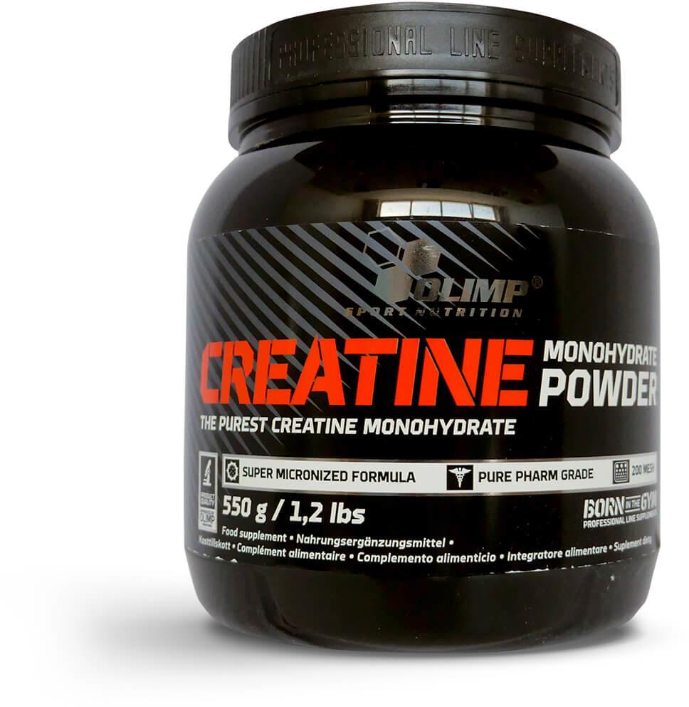 Olimp Creatine powder 550g