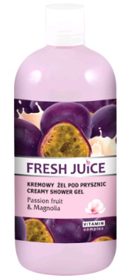 Fresh Juice Żel Pod Prysznic Passion Fruit&Magnolia 500ml GP22-2777