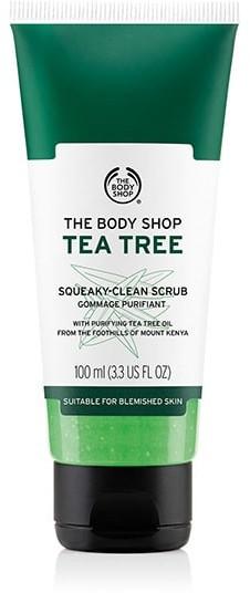 TBS PL Wygładzający peeling do twarzy Tea Tree D-94351
