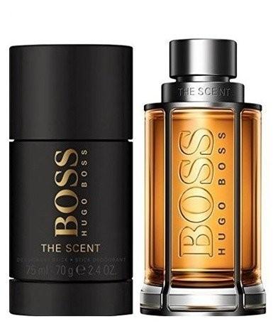 Hugo Boss The Scent EDT 100ml + DEO STICK 70g 61234-uniw