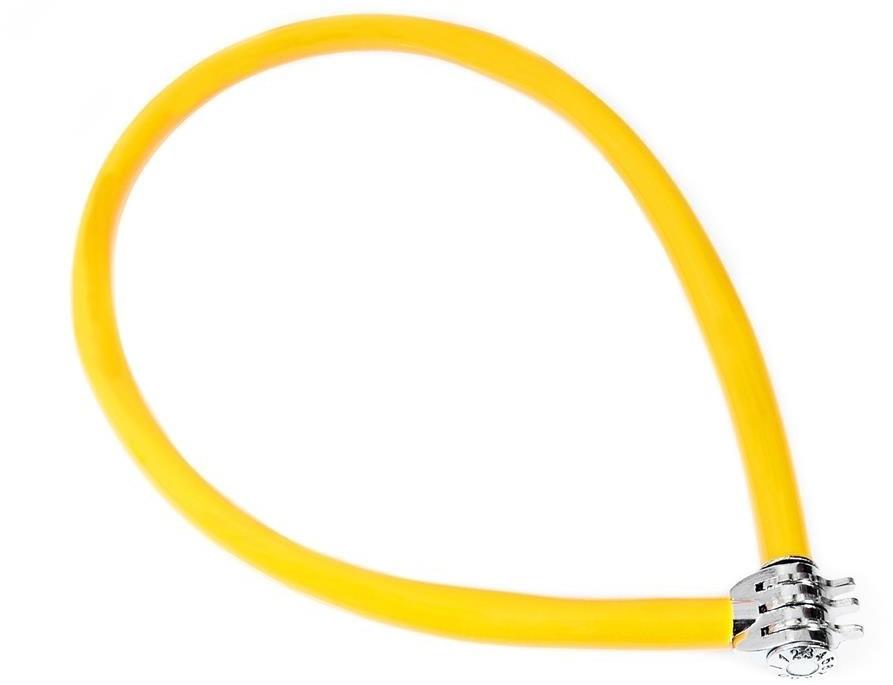 KRYPTONITE Zapięcie, linka na szyfr Keeper 665 CC 6mm/65cm żółty 720018002512