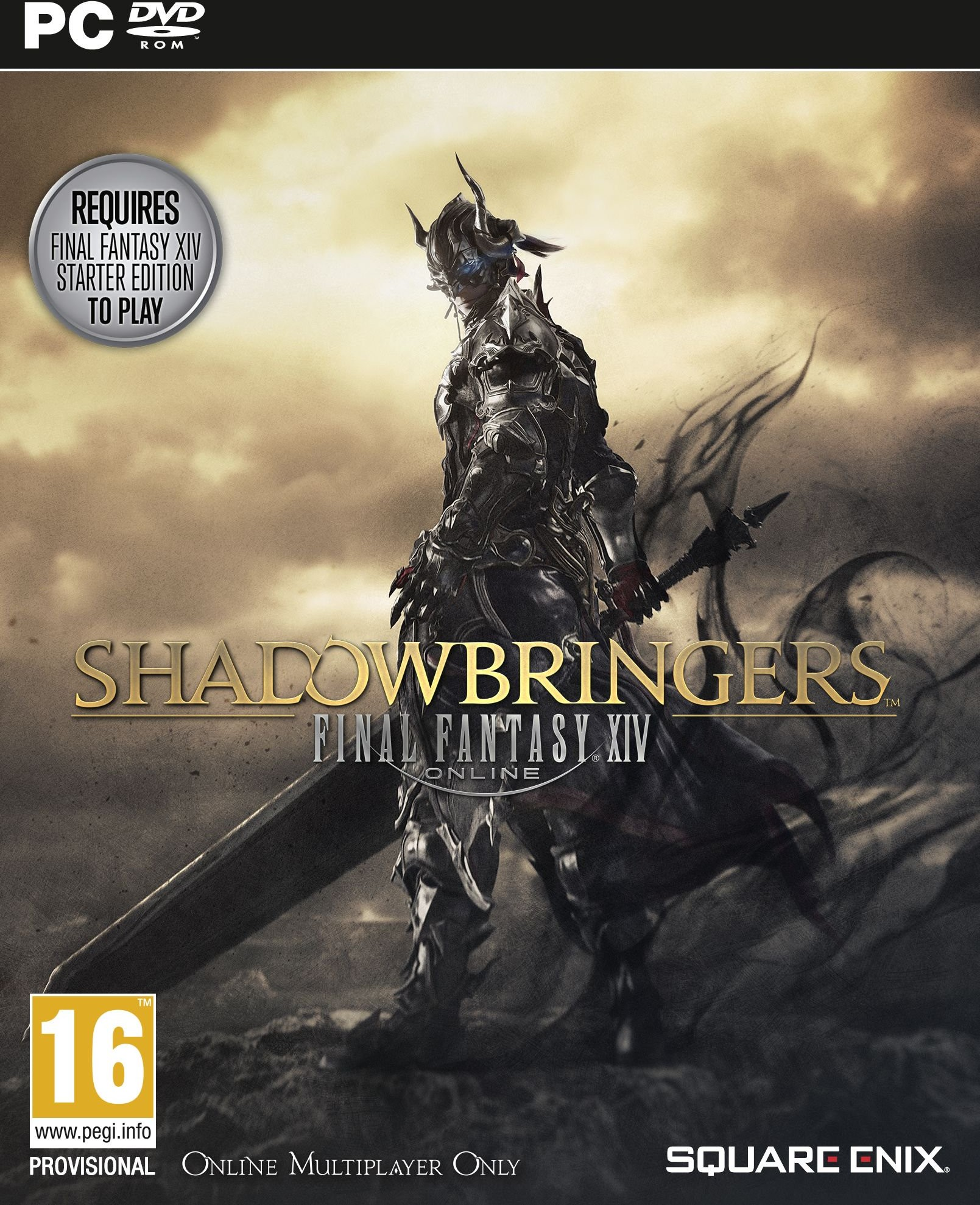 Final Fantasy XIV Shadowbringers PC