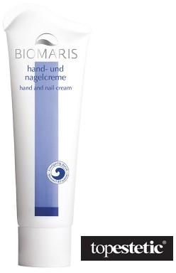 Biomaris Biomaris Hand and Nail Cream Krem do rąk i paznokci 75 ml