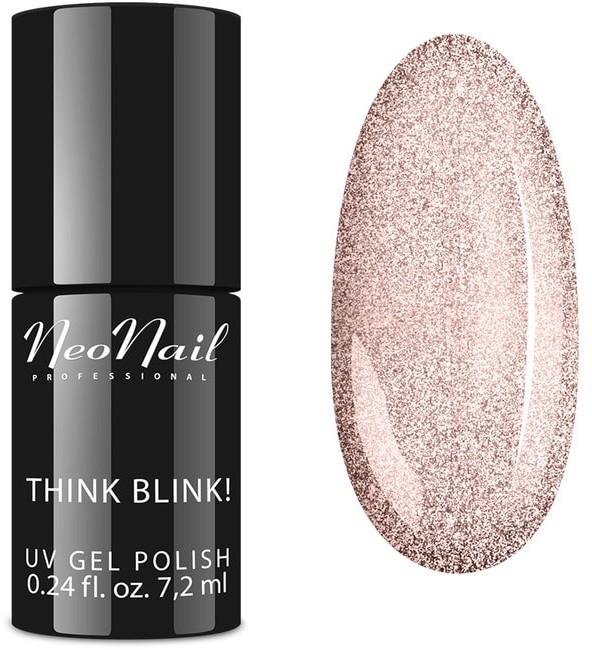 Neonail Lakier Hybrydowy Shiny Rose by Thing Blink! - 7,2 ml NOWOŚĆ! 6315-7