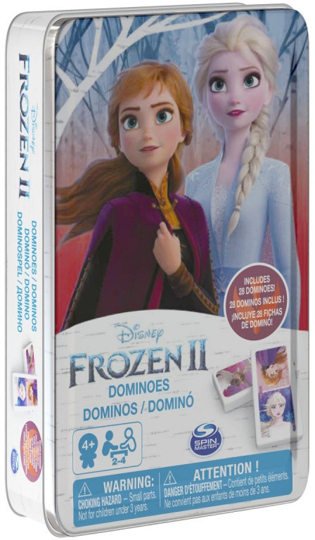 Spin Cardinal Games Frozen 2