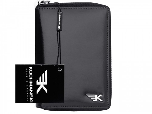 Kochmanski Studio Kreacji skórzany portfel męski HQ 1373