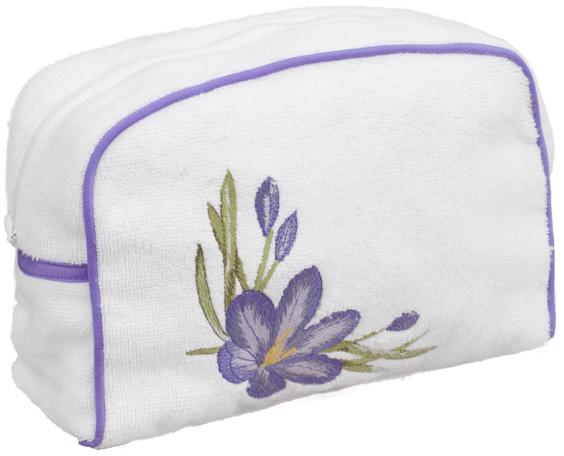 Soft Cotton Kosmetyczka BLOSSOM Biały 20586