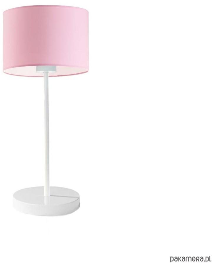Lampka nocna dla dzieci NICEA róż