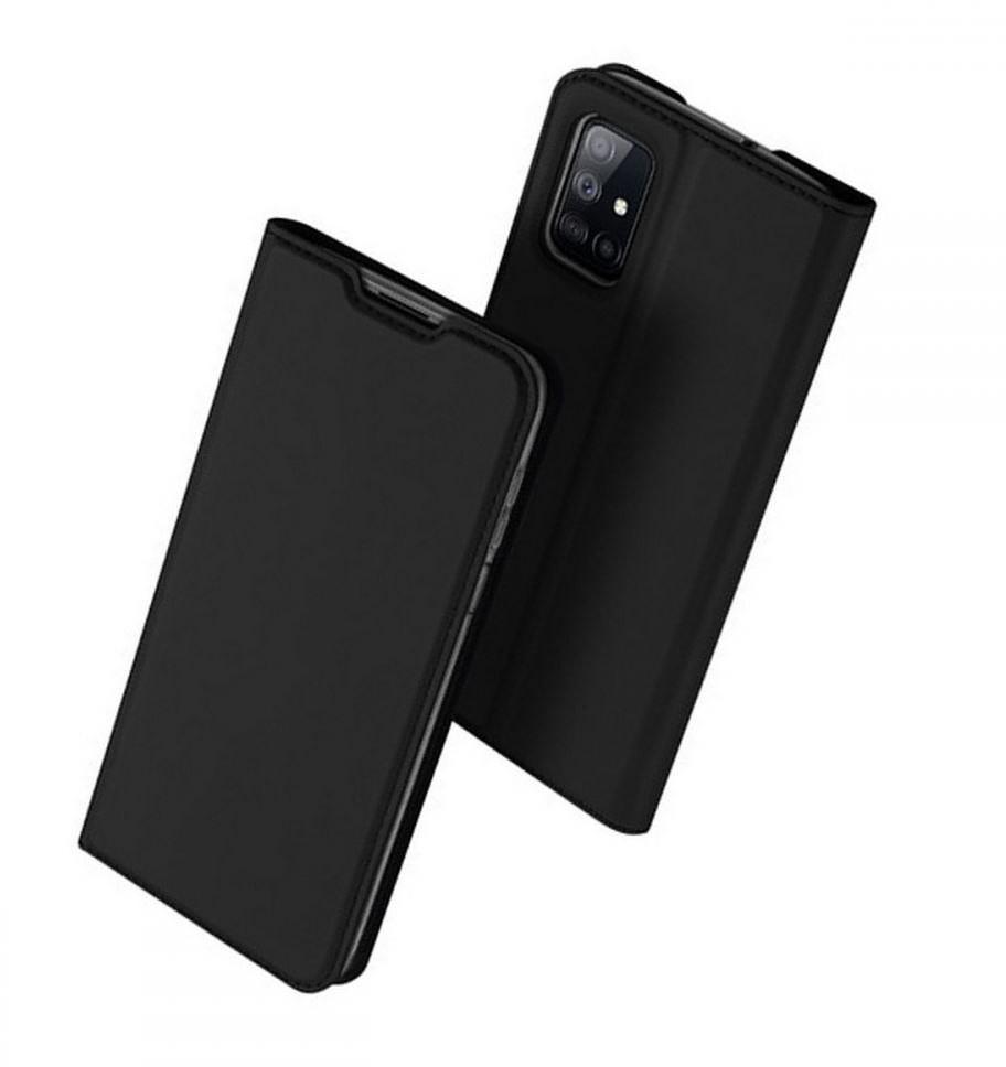 DuxDucis Etui Skinpro do Samsung Galaxy M51 Czarny