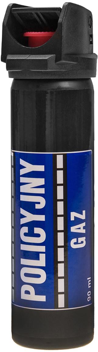 TM Gaz pieprzowy Policyjny 90 ml - strumień