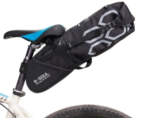 B-Soul B-Soul torba rowerowa pod siodełko 12 L YA238 BL bsoul_20200629105421