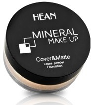 HEAN HEAN Mineral Make Up Sypki Podkład Mineralny 902 Beige HE-0645
