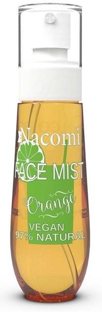 Nacomi Nacomi Face Mist Orange Mgiełka do ciała i twarzy Pomarańcza 80ml 1234621931