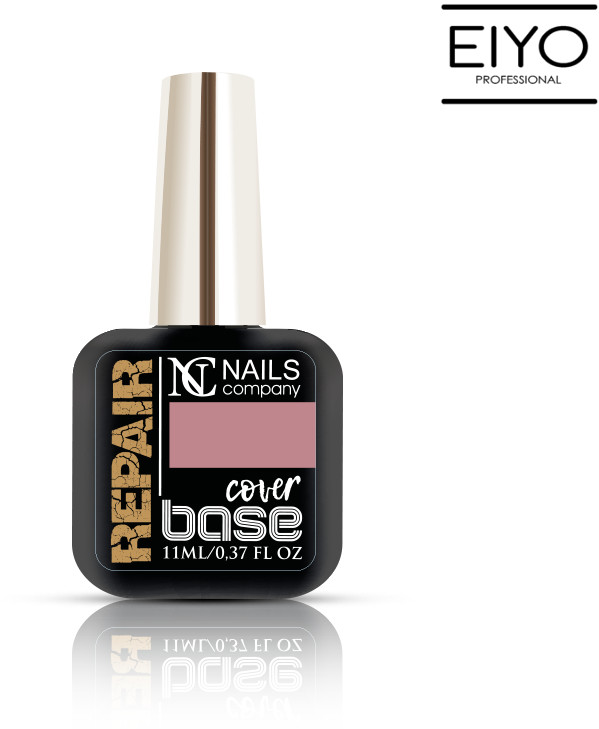 NAILS COMPANY NOWOŚĆ! Repair Base Cover Nails Company - 11 ml