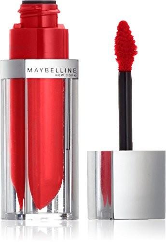 Maybelline New York Make-Up błyszczyk do ust Color Sensational Elixir/mocne Pomarańczowy do intensywnych kolorach i zadbanych ust, 1 X 5 ML 5ml 3600530998760