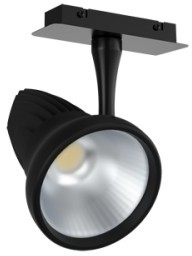 MILOO LIGHTING Tracklight reflektor kierunkowy na listwie 35W MILOO I-Spot LED I-SPOT-L1 35W