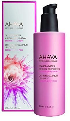 Ahava ahava deadsea Water mineralne balsam do ciała, 1er Pack (1X 250ML) 87815065