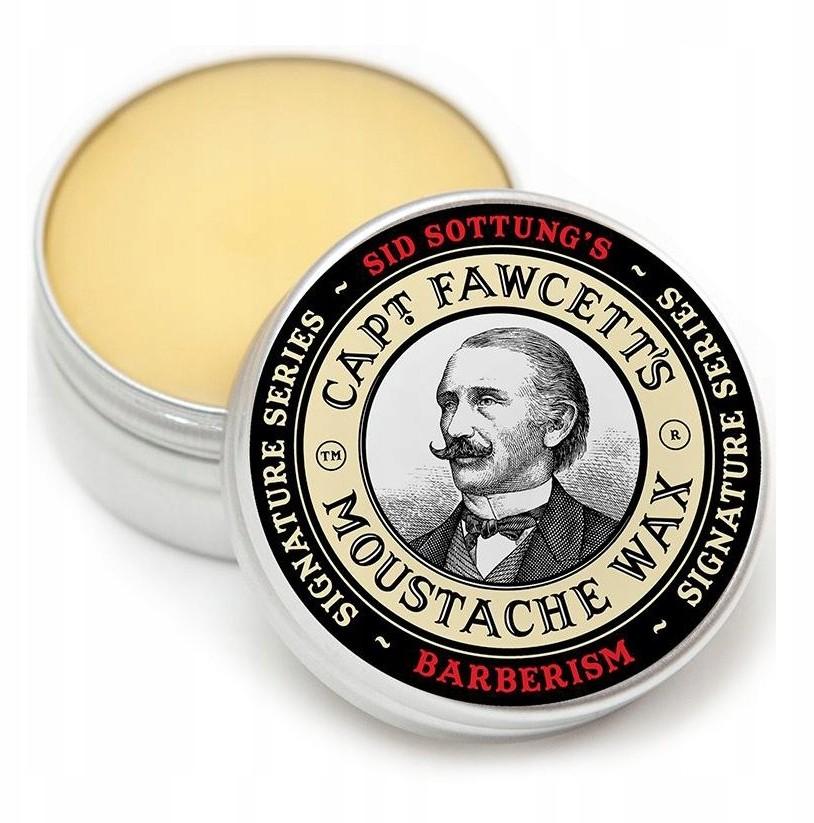Captain Fawcett Barberism wosk do wąsów