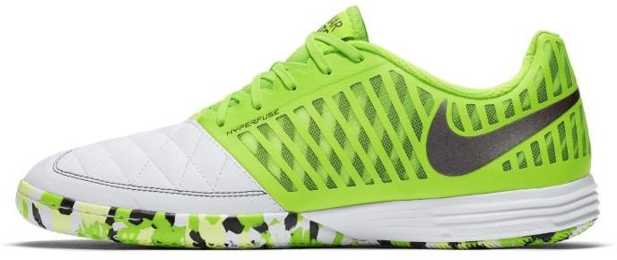 Nike Halowe buty piłkarskie Lunar Gato II IC - Biel 580456-137