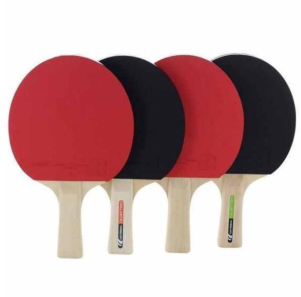Cornilleau Zestaw rakietek do gry w tenisa stołowego Sport Quattro 432053
