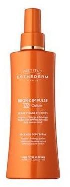 ESTHEDERM Uv In Cellium Spray Bronzant Spray do twarzy i ciała przyspieszający opalanie 150 ml